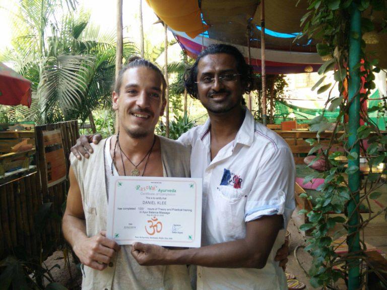 Massage zertifikat
